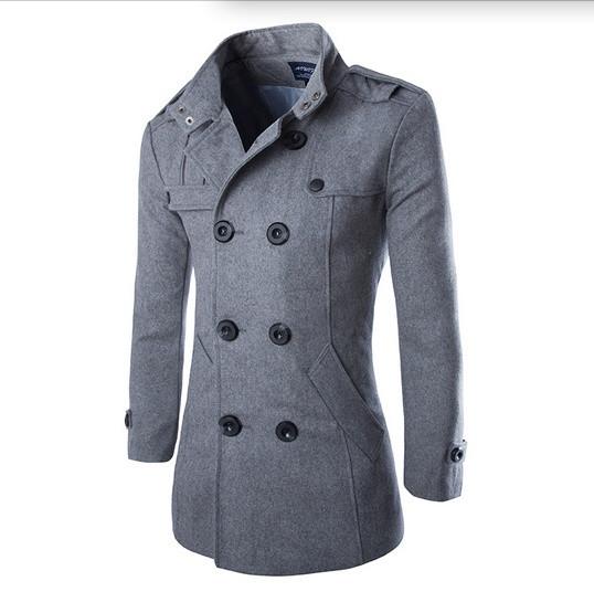 Чоловіче зимове пальто. Чоловіче осіннє пальто. Модель 2015 року ... 0ad13afbea44e