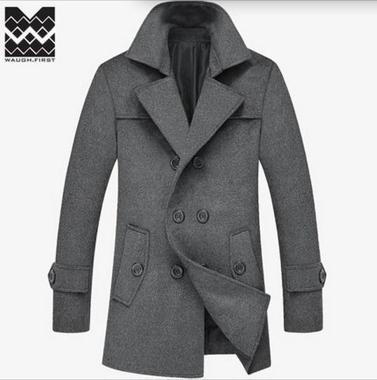 Чоловіче зимове пальто. Чоловіче пальто осінь-зима. Модель М33 ... 262f8c69d8942