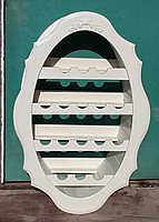 Купить Бутылочница из натурального дерева, Винный шкаф