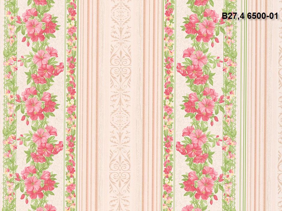 Купить Обои бумажные гофрированные Коллекция Kolorit B27,4 6500-01