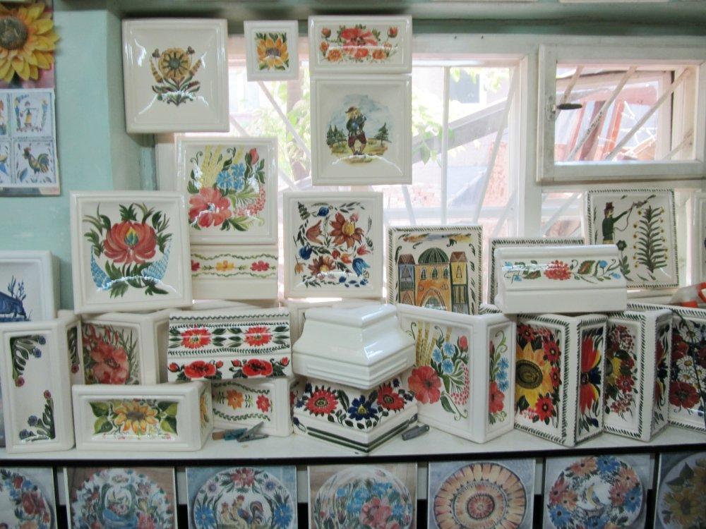 Buy Ceramic (tiled) tile for facing, tiles