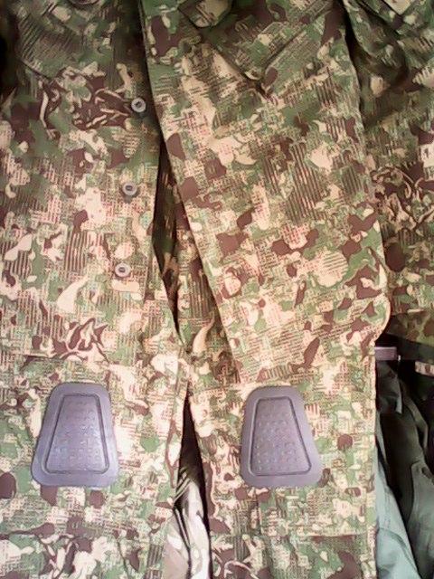 Купить Тактический костюм Хищник (катон 100,не горящий)