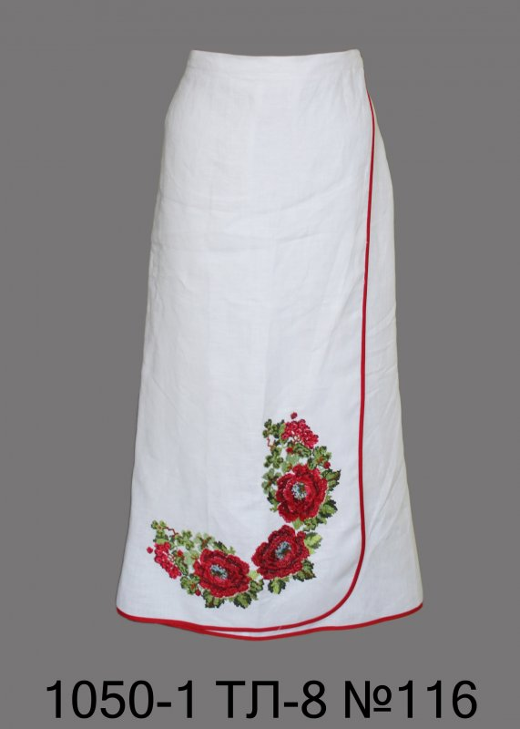 Buy Skirts female with embroidery