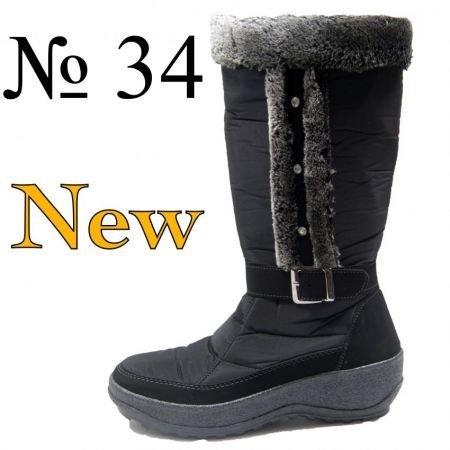 Зимове жіноче взуття №34 купити в Львів 71add4b8836d9