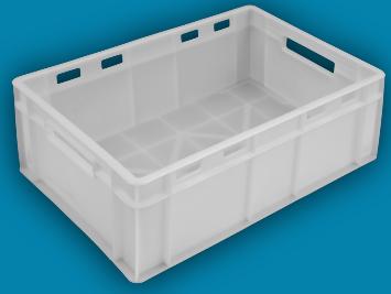 Buy Box plastic 600х400х190 continuous