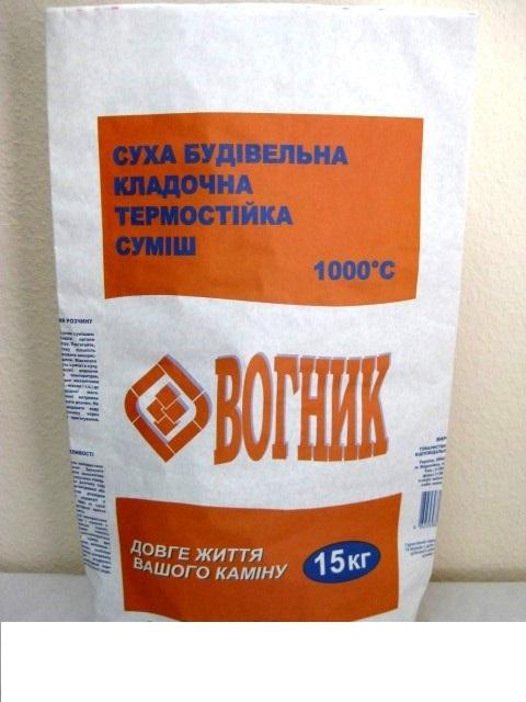 Buy Paper bag for construction mixes