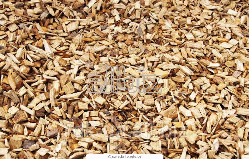 Пеллеты из древесных отходов