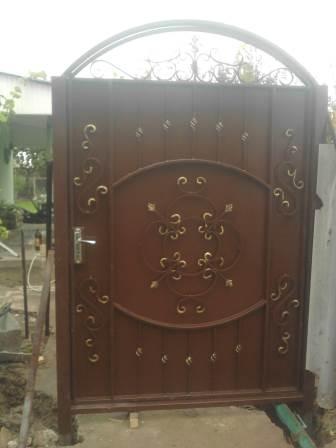 Купить Кованые изделия, калитки, ворота,ограждения Херсон