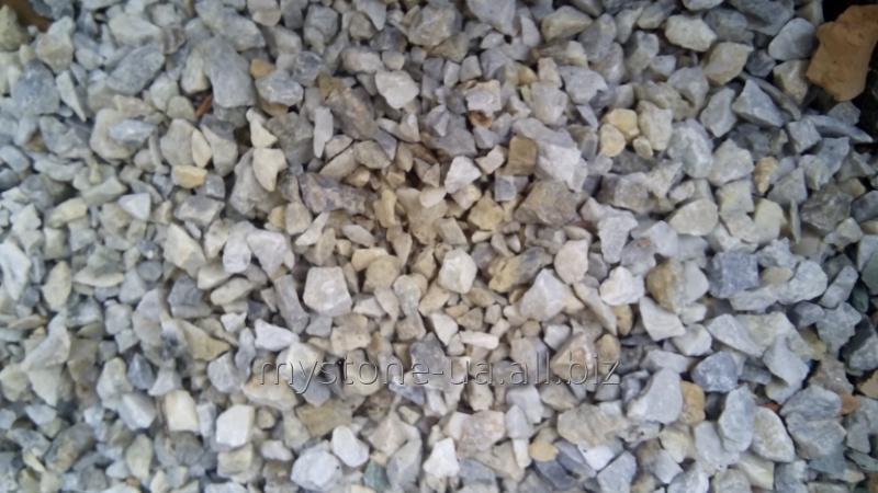 Купить Крошка бело-серая фракція 5-10 мм