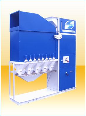 Зерноочистительный сепаратор САД-7