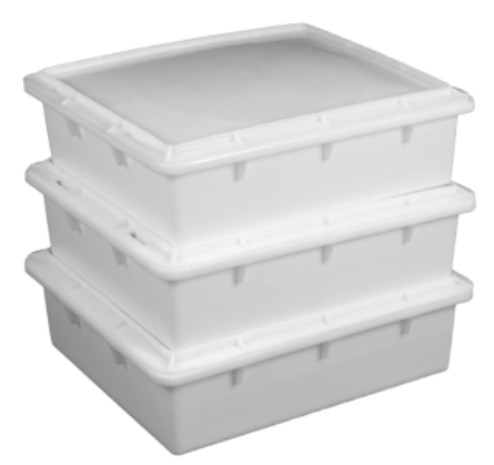 Buy Box plastic 530х400х140 continuous