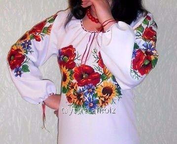 Вишиванка жіноча (блуза)