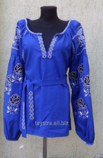 Вышитая блузка (вышиванка) 2015