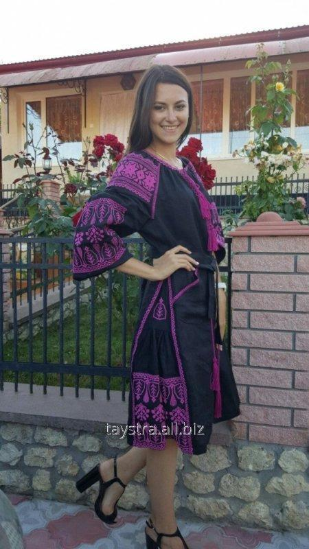 Вишите плаття в Бохо-Стилі купити в Чернівці dcdffe5905d7e