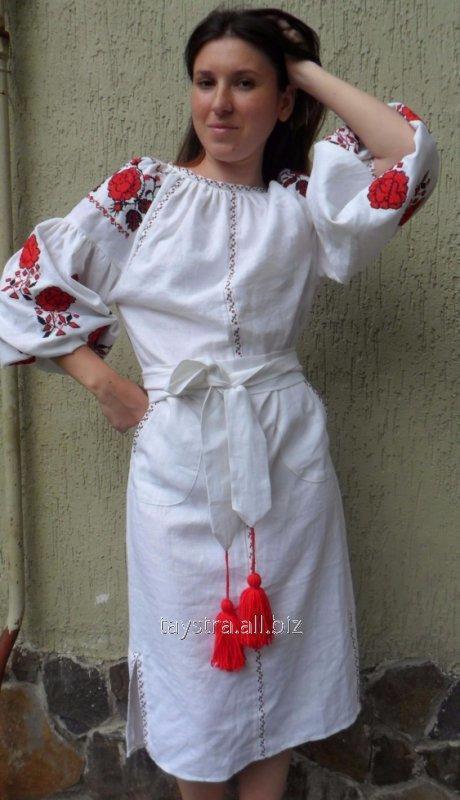 Вишите плаття в Бохо-Стилі -вишиванка купити в Чернівці 95b23d9783367