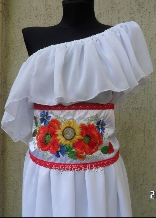 Плаття жіноче  вишиванка