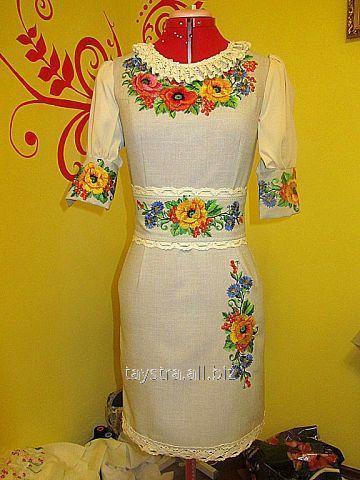 Плаття жіноче  з поясом