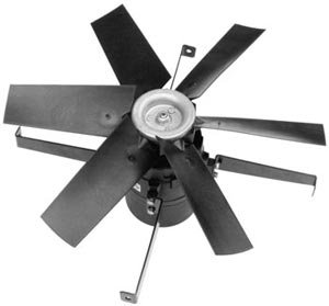 """Купить Вентиляторы осевые, на монтажных лапах """"Deltafan"""" 355-630мм"""