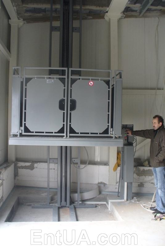 Лифт - платформа грузовой