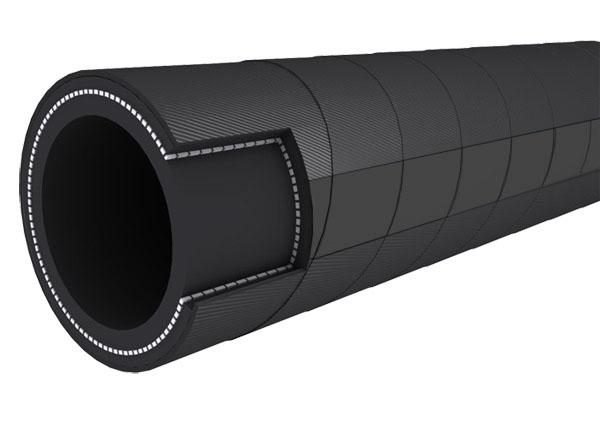 Купить Рукав напорный маслобензостойкий 5х10,5 МБС (P12) FUB-386 (50м) для авто