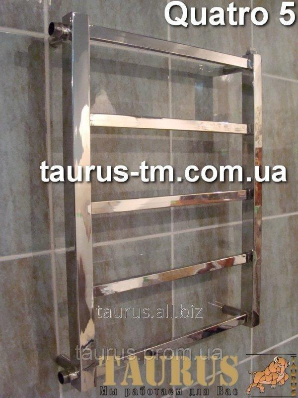 Buy Quatro 5/450 heated towel rail water and electric.