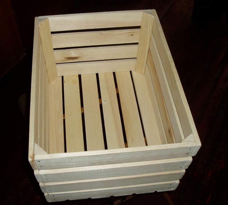 Деревянные ящики для яблок своими руками 50