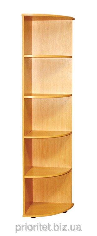 Приставка к шкафу закругленные полки (0646) купить в киеве.