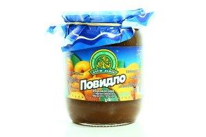 Повидло Тм Дари Ланив сливовое 630 гр стеклянная банка Ско ЭКСПОРТ