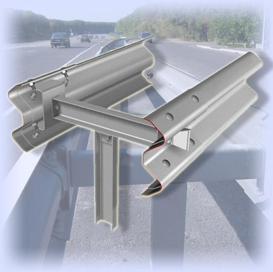 Macadam (barrier type schermen)