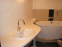 Купить Акриловая столешница в ванную