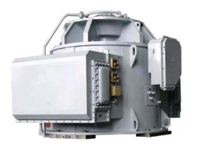 Электродвигатели вертикальные типа ВАН-5, ВАН-5А