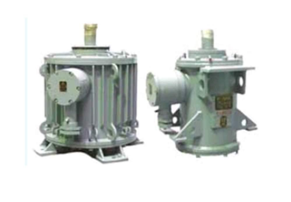 Электродвигатели асинхронные с короткозамкнутым ротором взрывозащищенные вертикальные ВАСО4 и ВАСО2