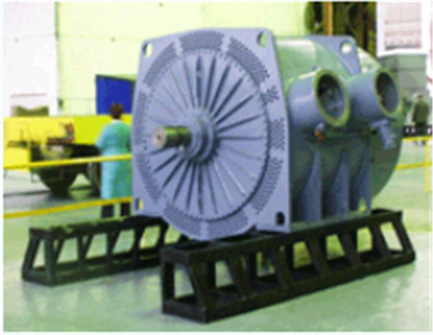 Электродвигатели асинхронные c короткозамкнутым ротором взрывозащищенные ВАО2, ВАО3