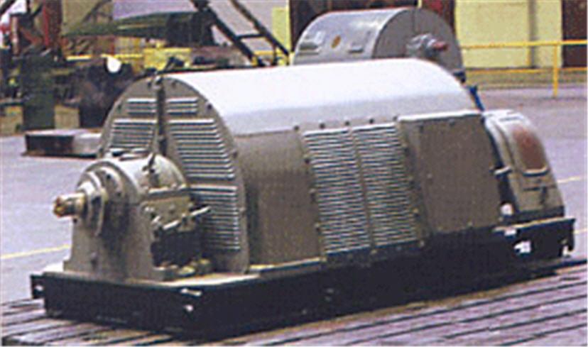 Турбодвигатели синхронные серий СТД, СТДП, СТДМ, СТД2 мощностью 630-12500 кВт