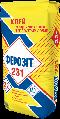 Купить Ферозит 231 - клей для керамических блоков с перлитом теплоудерживающий (клей для кладки Кератерма, кирпича и пеноблока)