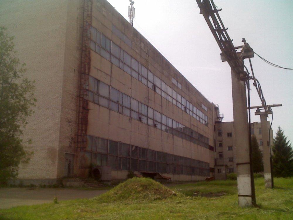 Купить Производственные здания