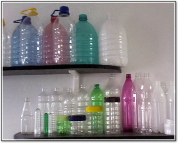 Buy Production of various polyethylene container