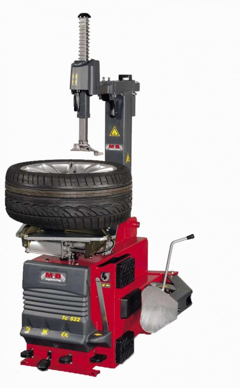 Купить Шиномонтажный станок автоматический M&B Engineering TС528 IT