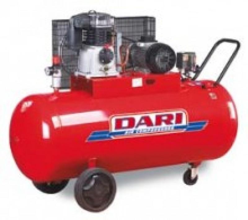 Компрессор Dari DEC 270/670-5.5 поршневой одноступенчатый с ременной передачей