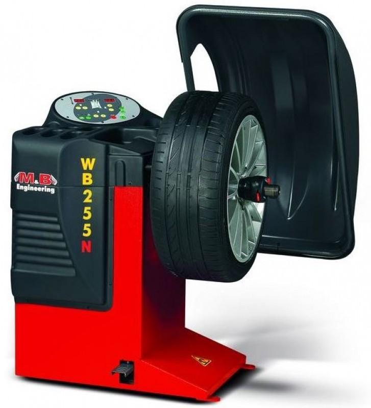 Станок балансировочный автоматический M&B Engineering WB255