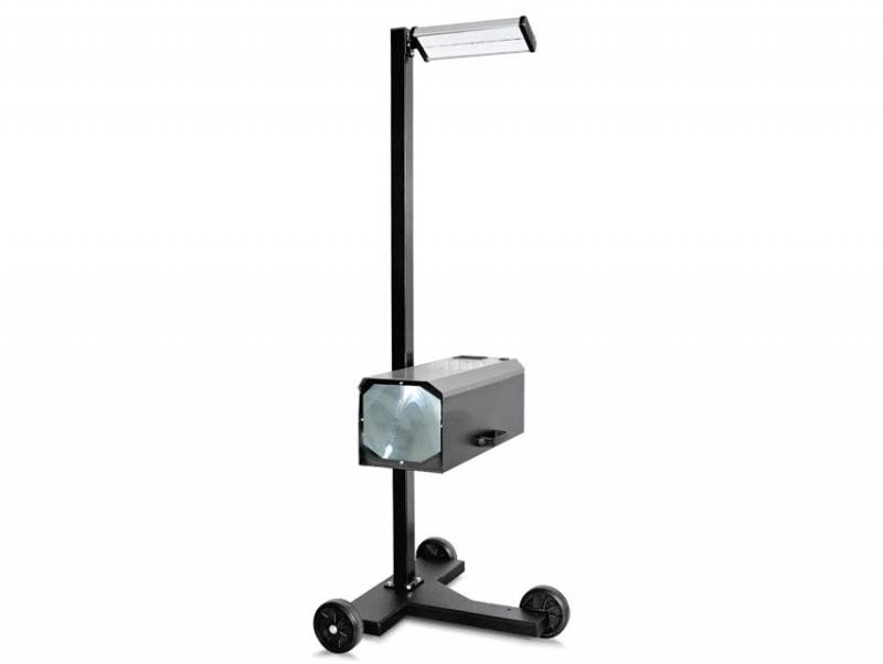 Device of adjustment of light of headlights Teco HL 185