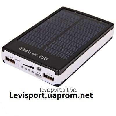 Зарядная батарея Power Bank Solar 15000ma - зарядка для телефона