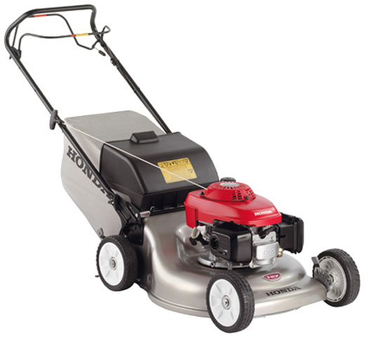 Self-propelled lawn-mower petrol HONDA HRG 536 SDE official dealer of HONDA