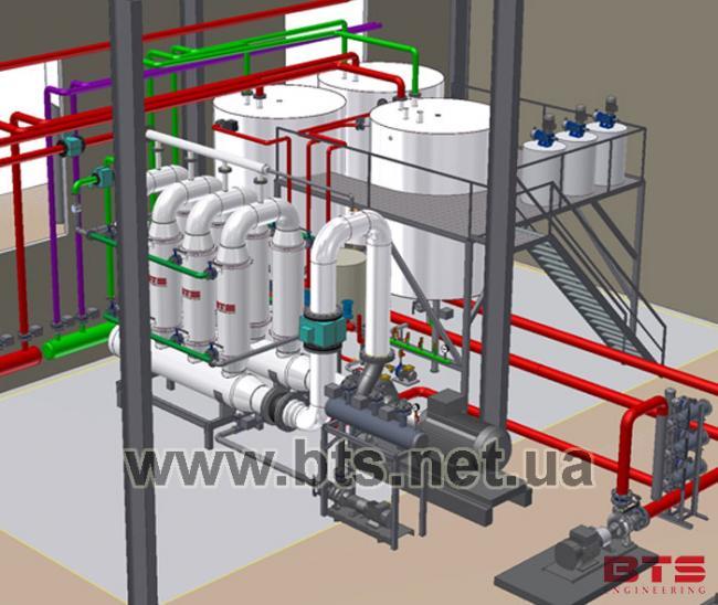 ультрафильтрационная установка на керамических мембранах
