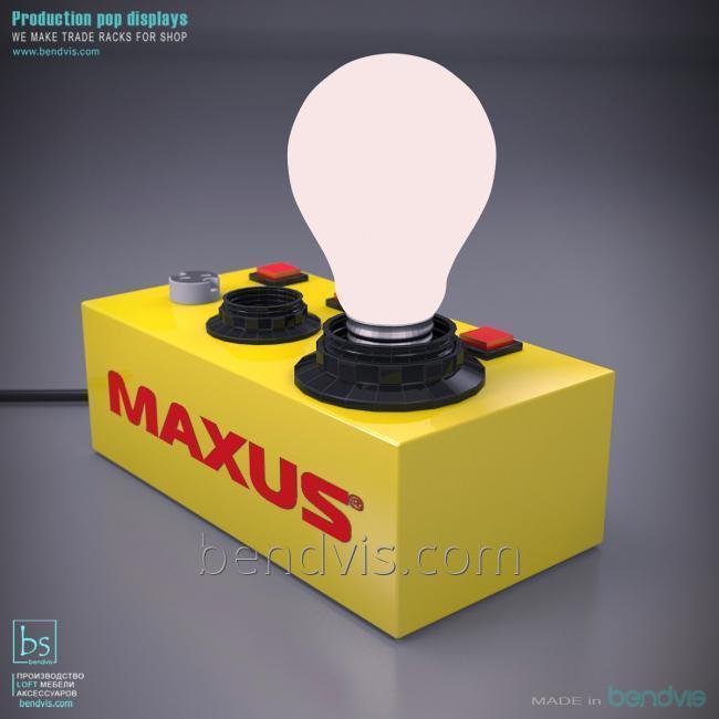 Тестер Максус для лампочек