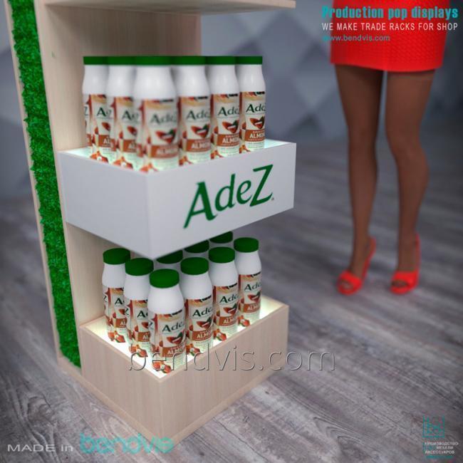 Торговое оборудование стойки AdeZ для сока