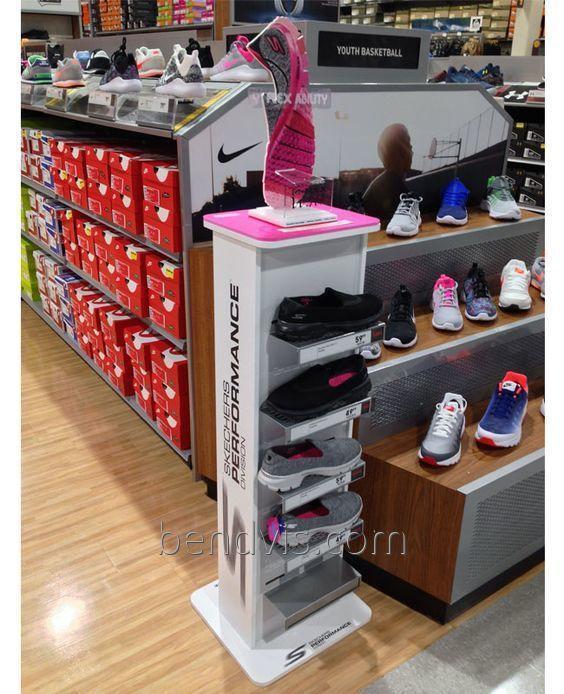 Стенд для обуви