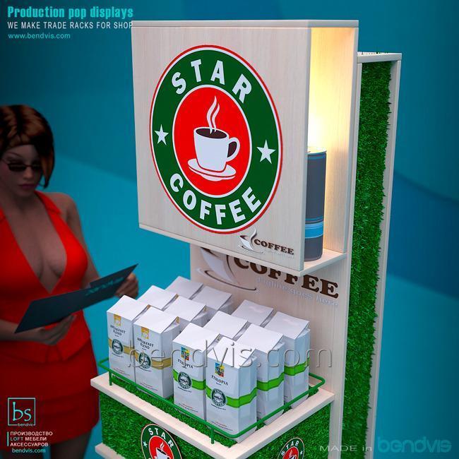 Стойка для кофе