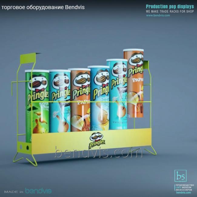 Рекламные подставки торговое оборудование