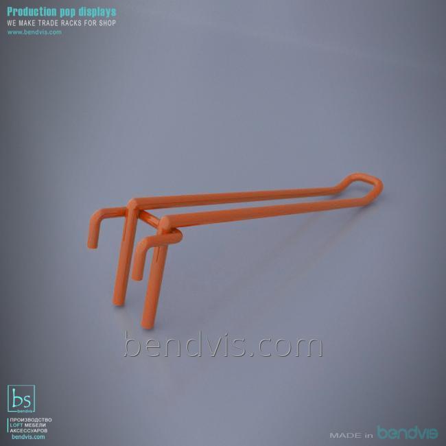 Крючки на сетку торговое оборудование